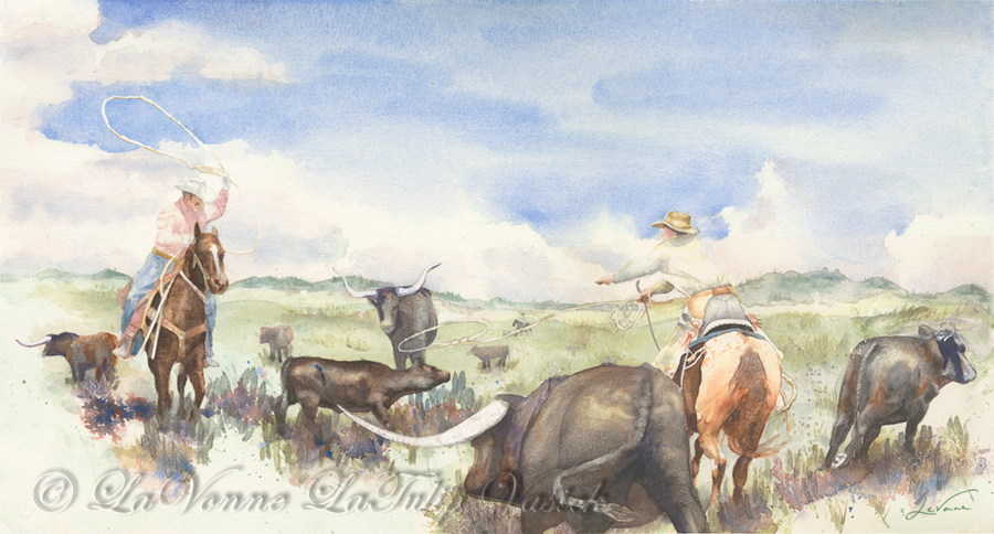 Cattle Roundup II