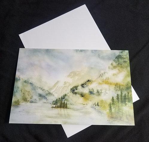 Lamoille Lake - Ruby Mountains
