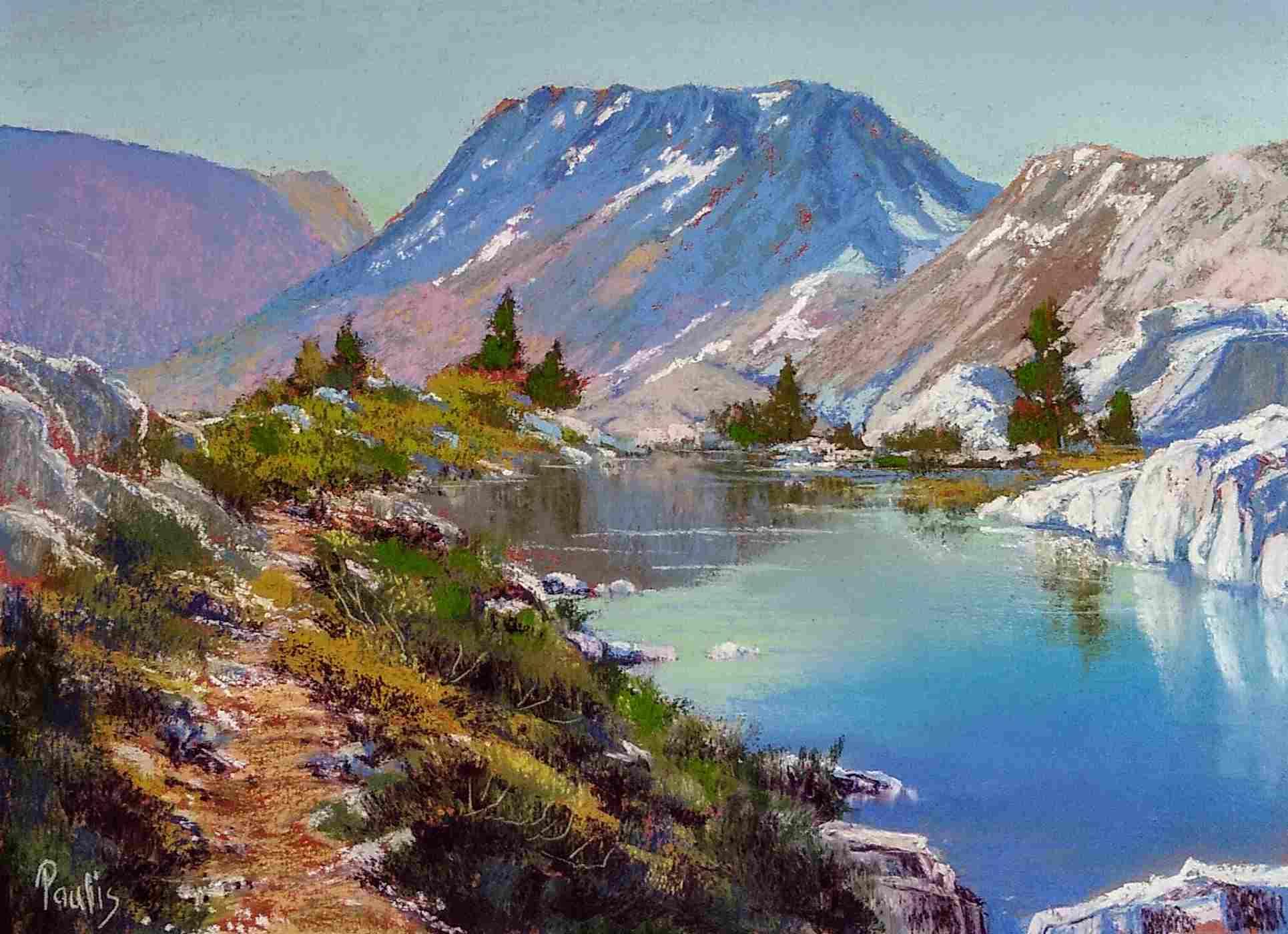BPaulis Alpine Trail Pastel