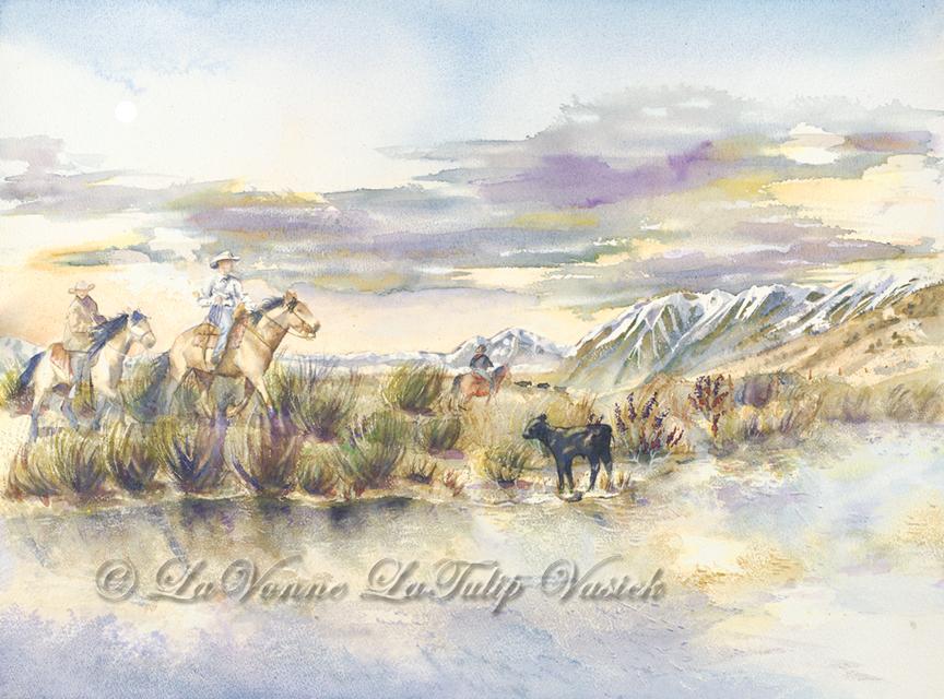Spring Roundup - Carson Valley