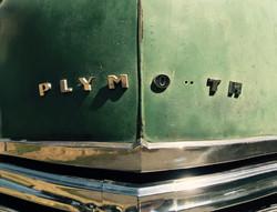 Plymouth- 20X30 Canvas Wrap Floating Frame Walnut  $350