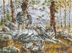 Wolf Pack - Brotherhood