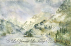 Lamoille Lake - Ruby Mts