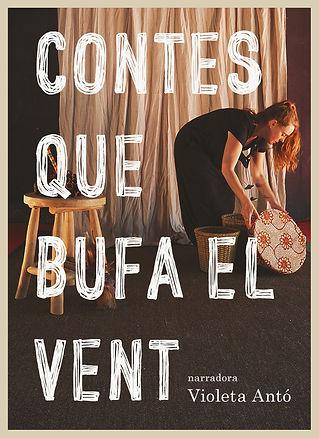 Cartell_Contes que bufa el vent_cia. Violeta Antò_contacontes