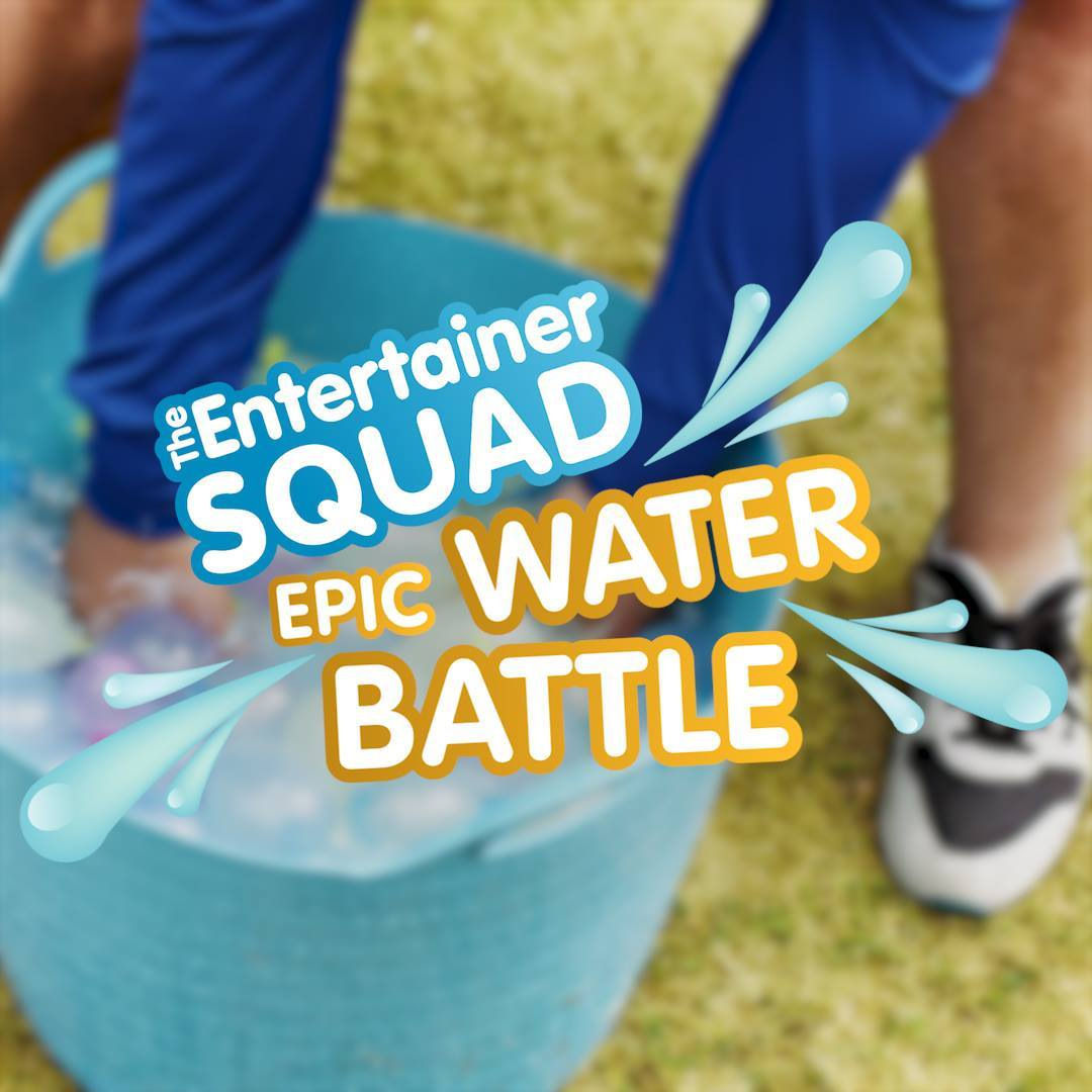 The Entertainer Squad - Ultimate Water Battle