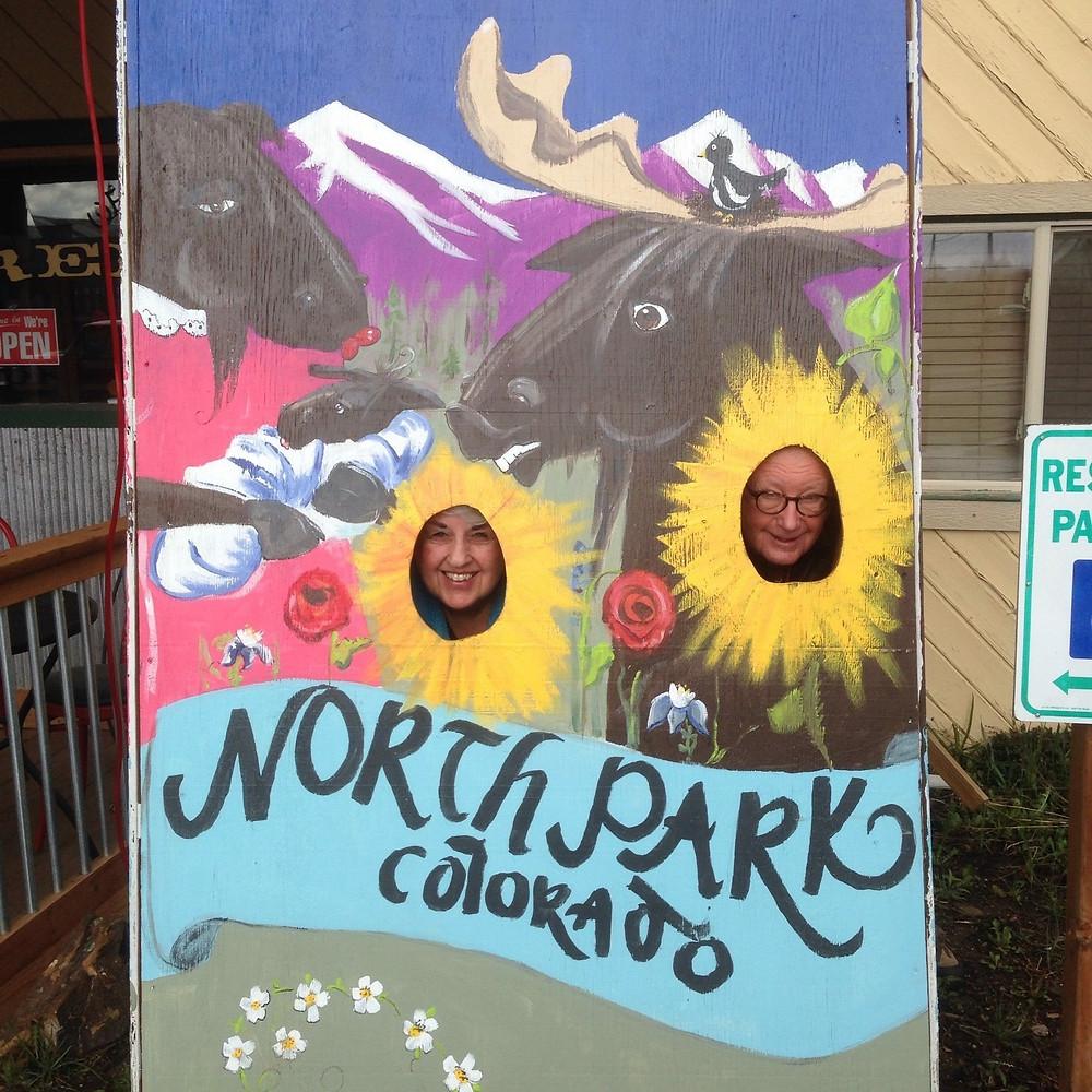 Moose Creek Cafe' Picture Board