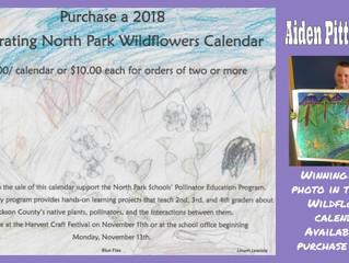 Celebrating North Park Wildflowers