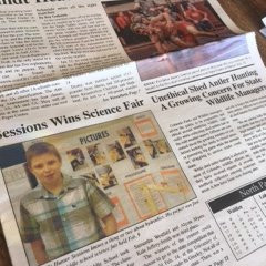 In the News~ JC Star Headlines