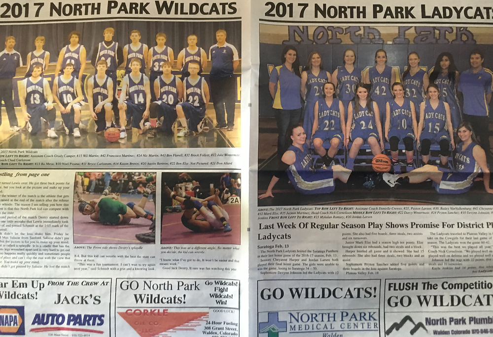 Jackson County Star Winter Sports Supplement
