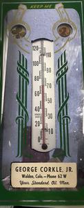 Corkle Vintage Temperature Gauge