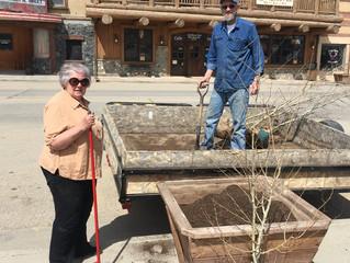 Planting Pride On Main Street