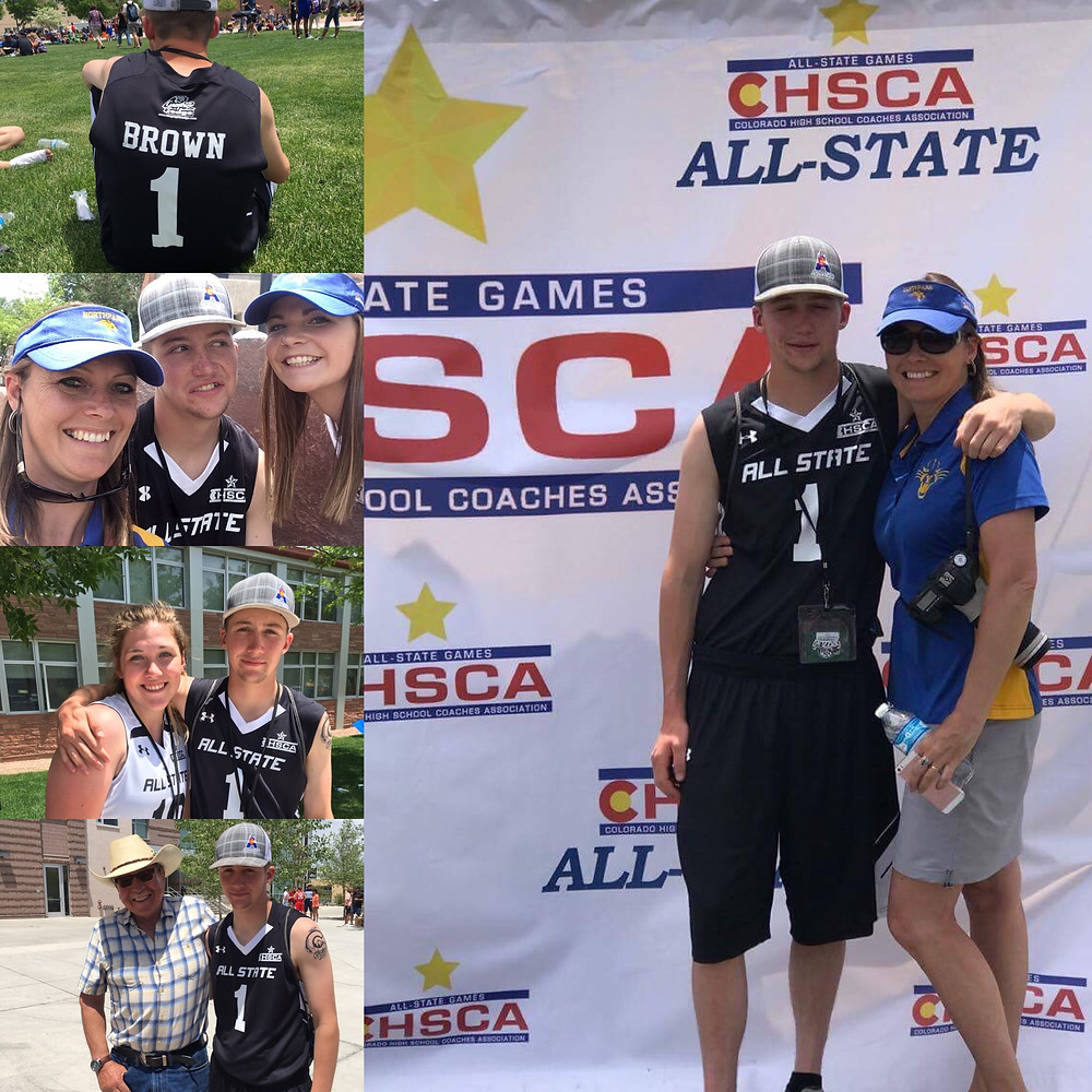 All State Games, Kason Brown