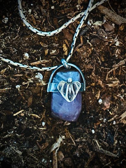 Medicine Bow Prospector Necklace Arc Amethyst