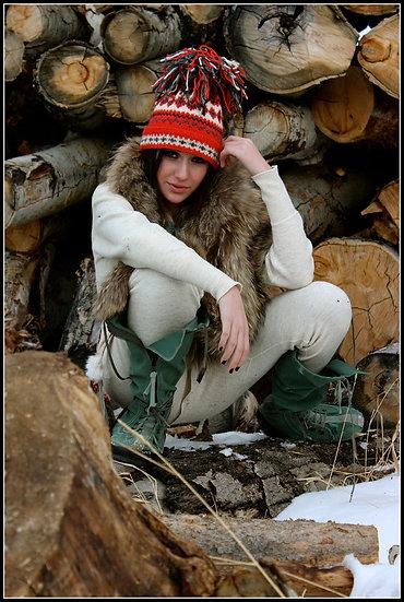 Nordic Vintage ❅ Stocking Hat