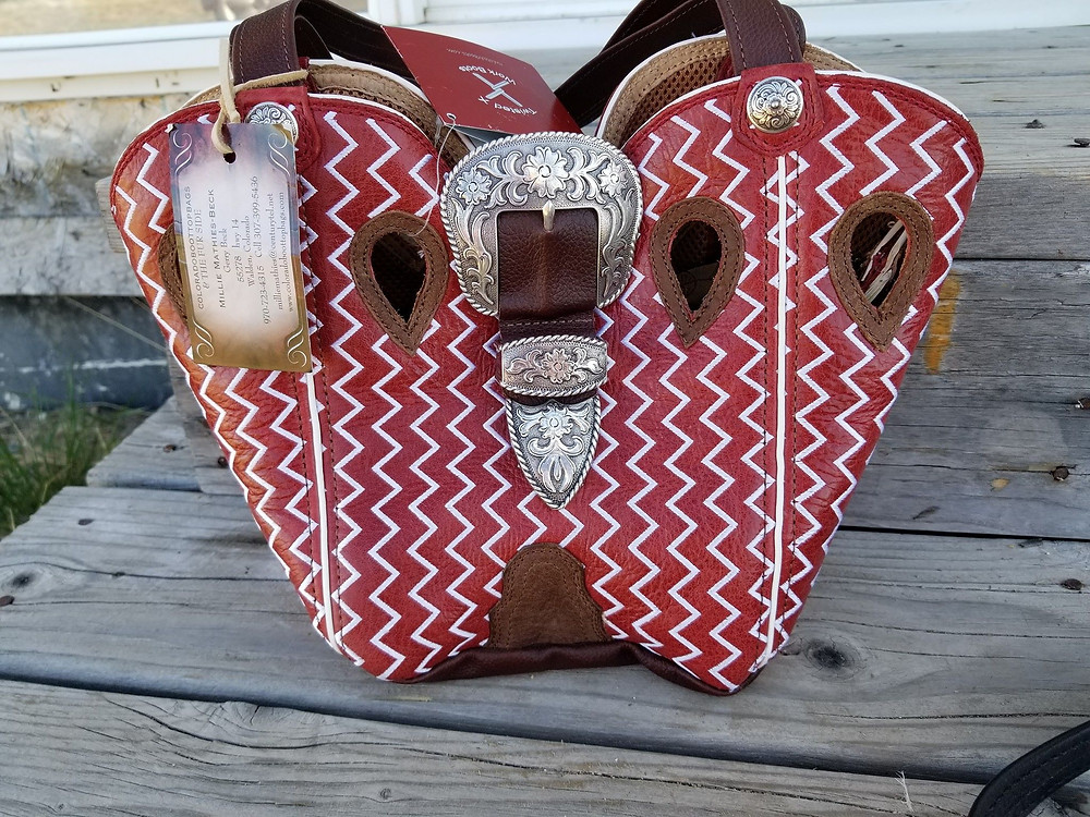 Purse by Millie Mathies-Beck
