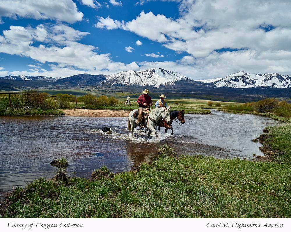 Park Range Ranch, 2017 Carol M Highsmith