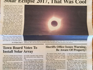Headlines, August 24, 2017
