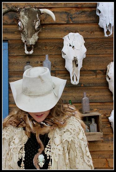 Vintage Alpine ❅ Cowboy Hat ❅ SOLD