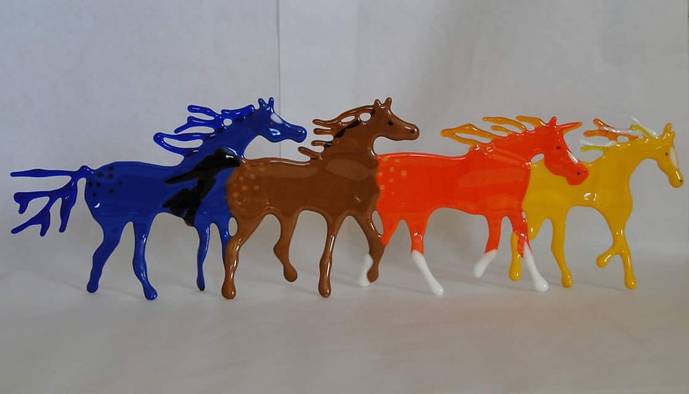 The Herd by PB Art