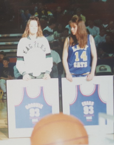 Jolene Evans, 1993 2A Basketball Player of The Year