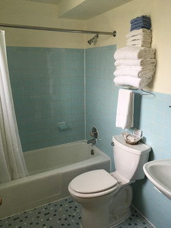 New Bathrooms with Tubs