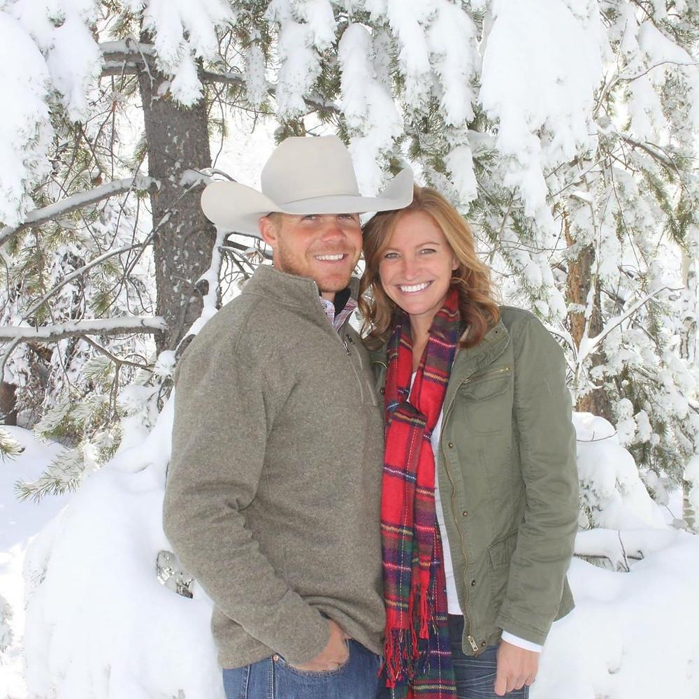 BJ & Janet Jordan, Crossroads Ministry
