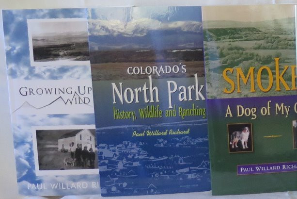 Books written by Paul Richard