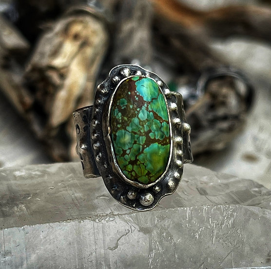 ✜ Iron Maiden Ring No. 2 ✜  Size 7