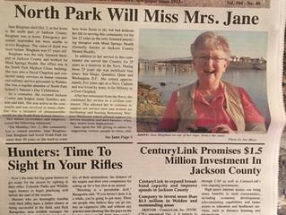 Headlines October 5, 2017