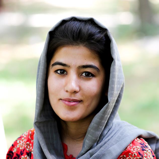 Marina Gawhari, 19, Kabul University Student