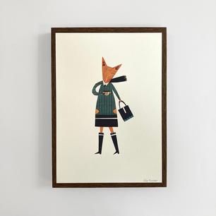 'Fancy Fox'