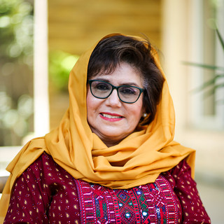 Zohra Daoud Jusuf, 64, First and only Ms. Afghanistan (1972), Current media advisor to first Lady Ghani