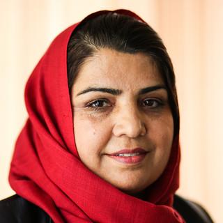 Kamila Sidiqi, 43, CEO and Founder Kaweyan, former deputy chief of staff for President Ghani