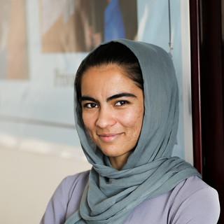 Manizha Bahrah, Photojournalist, Meraj Radio