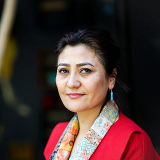 Sahra Mani, 34, Independant Filmmaker