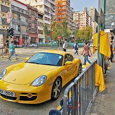Sham Shui Po Yellow Moment