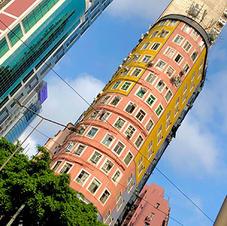 Wanchai Merchen (Chun Wui Mansion)