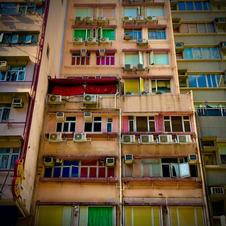 Dodeskaden Hong Kong