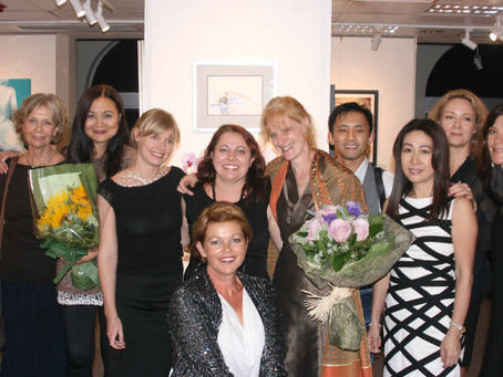 Life Inspired Exhibition Success