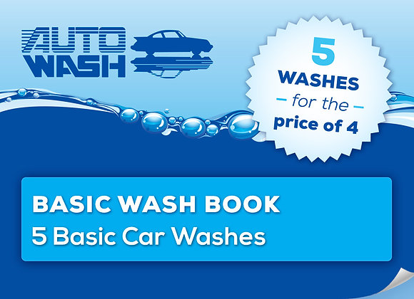 Basic Wash Book