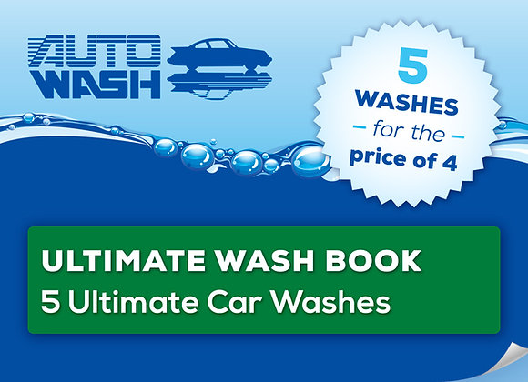 Ultimate Wash Book