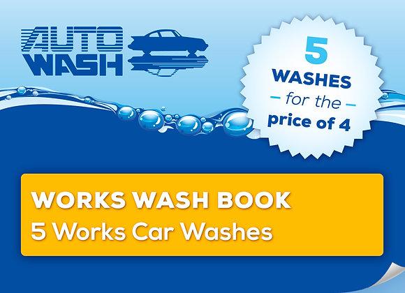 Works Wash Book