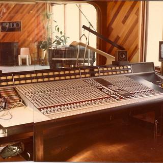 SSL4040E at Le Studio