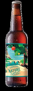 bouteille bière locale nature into the malt, american pale ale