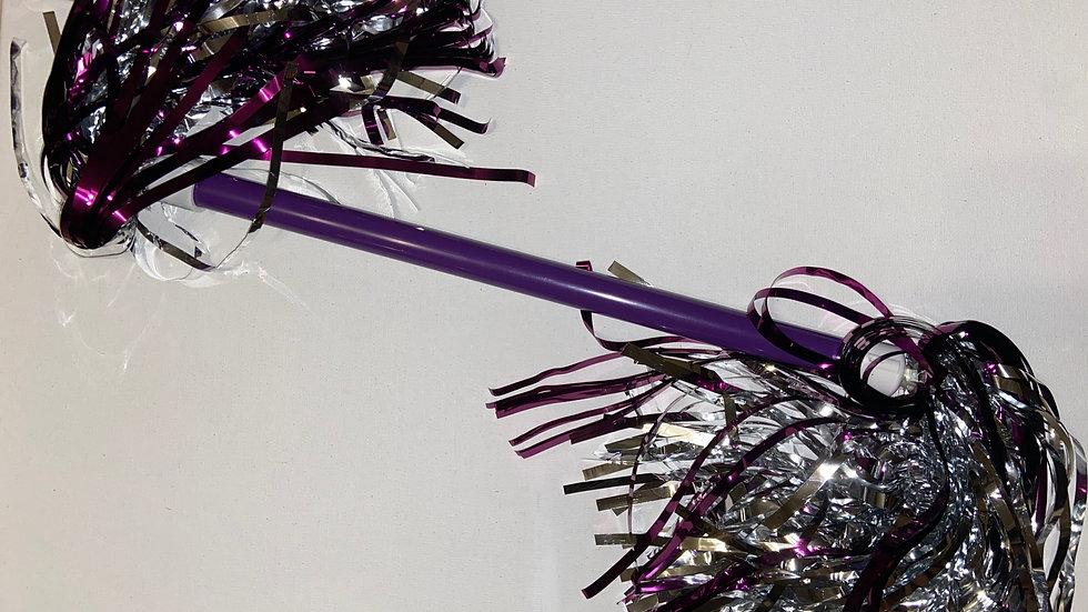 Purple Warrior Spirit Baton