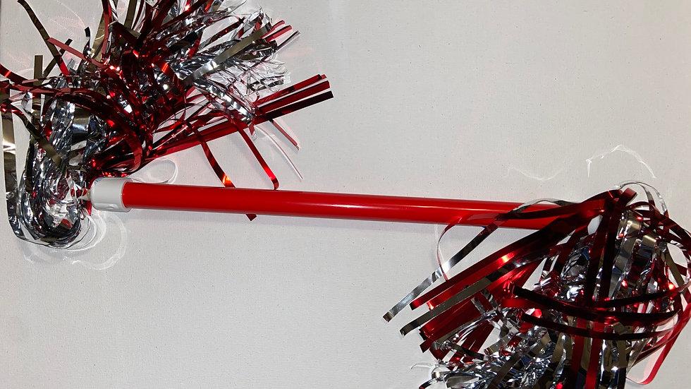 Red Warrior Spirit Batons