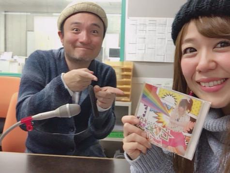 シティFM静岡76.9 FM-Hi!にて新レギュラースタート!