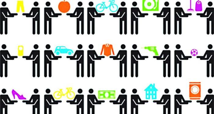 sharing economi: economia collaborativa