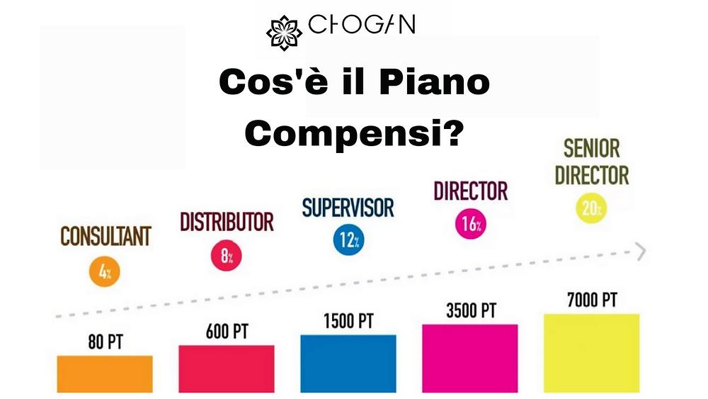 In questo articolo parleremo del Piano Compensi Chogan, quindi cos'è e come funziona.