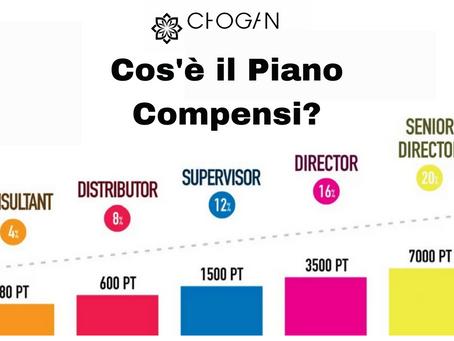 Piano compensi Chogan